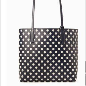 Kate Spade NWT enchanted forest reversible tote